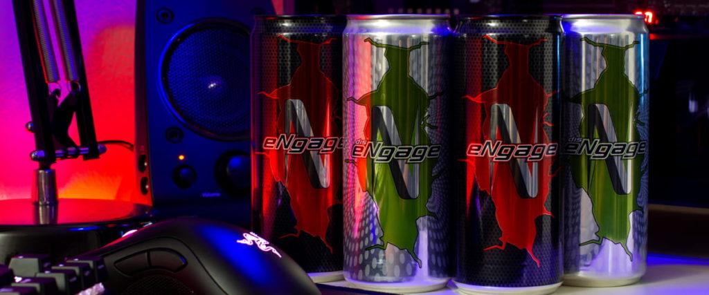 Bester natürlicher Gaming Drink?