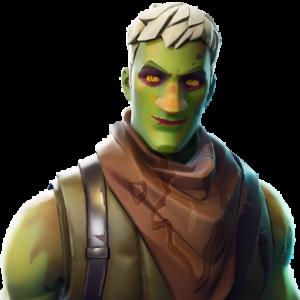 Fortnite Halloween Skin Brainiac