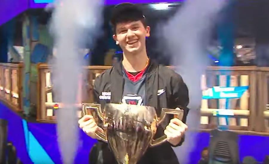 Fortnite Solo World Cup Gewinner Bugha