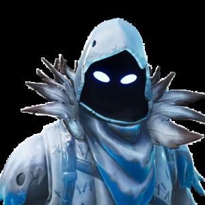 Fortnite Winter Skin Frozen Raven