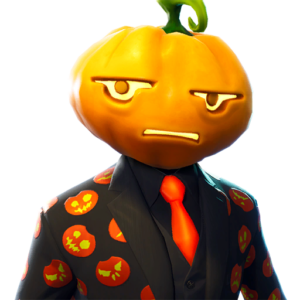 Fortnite Halloween Skin Jack Gourdon