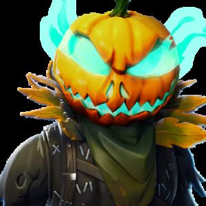 Fortnite Halloween Skin hallowhead skin