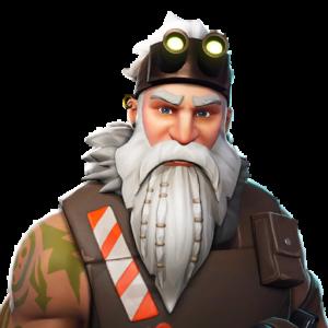 Fortnite Weihnchtes Skin Sgt. Winter