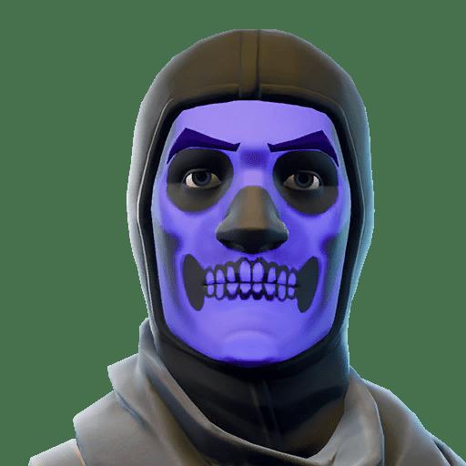 OG Skull Trooper Variante Lila
