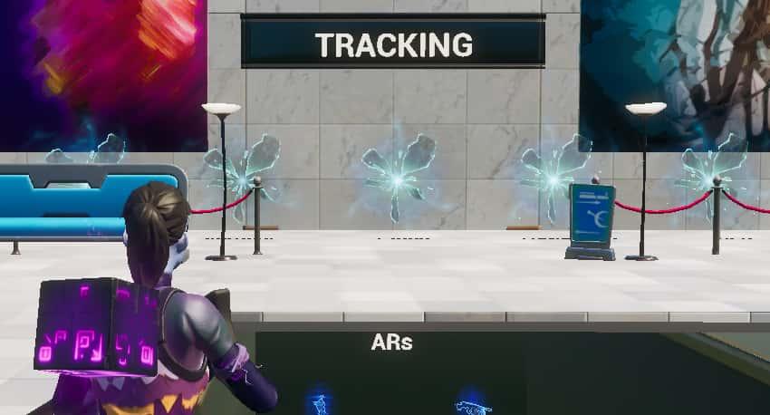 Fortnite Aim Tracking
