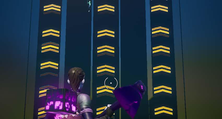 vertikal aim training