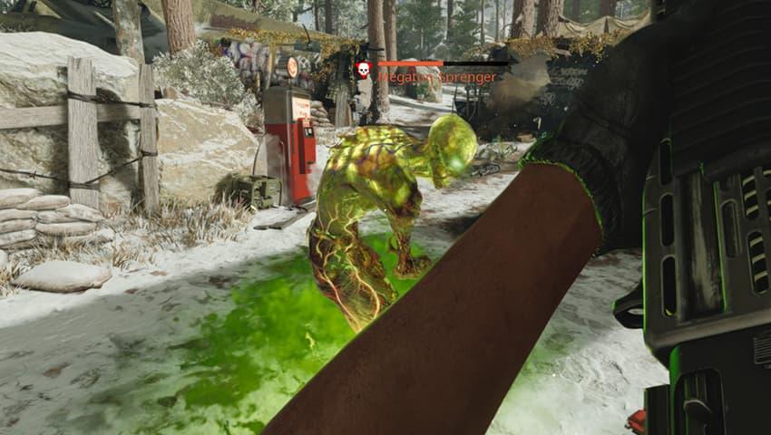 Cold War Zombies Bossgegner Megaton-Sprenger
