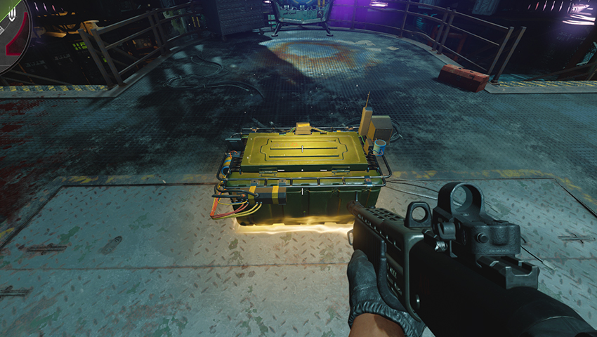 Cold War Zombies Coffin Dance Easter Egg Lootbox