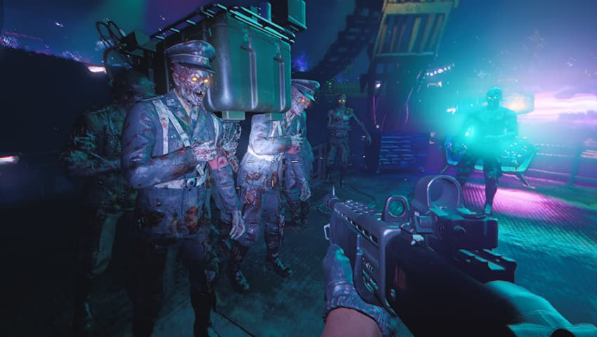 Cold War Zombies Coffin Dance Easter Egg